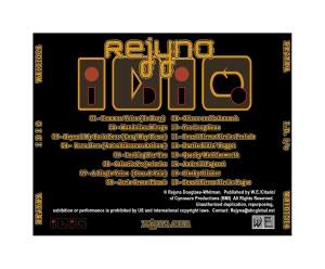 Rejyna: IDIO  ~ http://cdbaby.com/cd/rejyna3