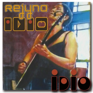 Rejyna's 'IDIO' Album Cover