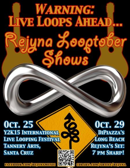 Rejyna's Looptober Shows